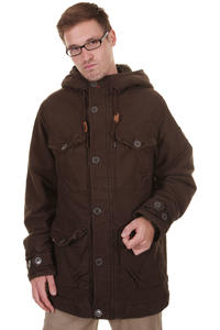 Forvert Observer Jacket (brown)