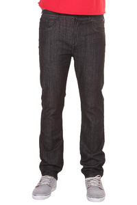 DC Core Straight Jeans (black rinse)