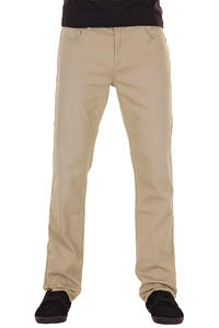 DC Core Straight Twill Pants (bronze)