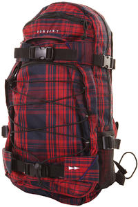 Forvert New Louis Backpack (blue red checked)