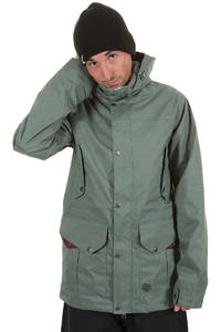 Special Blend Fist Snowboard Jacke (greyskull)