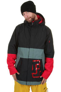 Special Blend Circa Snowboard Jacke (blackout)