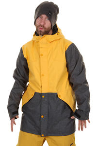 Special Blend Shank Snowboard Jacket (blackout)