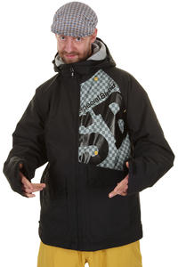 Special Blend Beacon Insulated Snowboard Jacke (blackout)