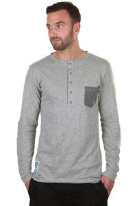 Sweet Your New Grandpa Longsleeve (grey melange)