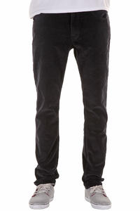 Hurley 84 Slim Cord Pants (black)