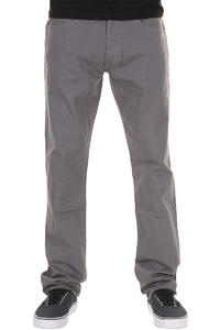 Hurley 84 Straight Twill Jeans (graphite)