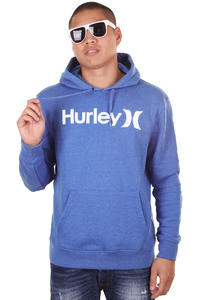 Hurley One & Only Hoodie (heather royal)