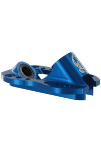 Pogo Raceplate 44 Baseplate inkl. Pivotcup  (blue)