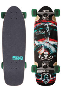 "Sector 9 Eternal - Sea Shepherd Serie 8.5"" x 27.5"" Cruiser"