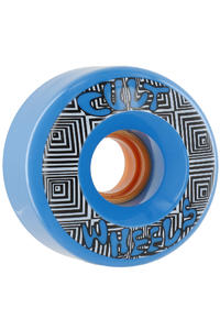 Cult Converter 70mm 85a Rollen 4er Pack  (blue)