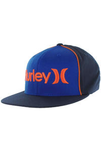 Hurley Only Corp Flexfit Cap (prescott blue)