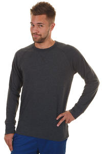 Hurley The Fleece Longsleeve (heather black)