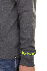 Hurley Ooze Longsleeve (heather black)
