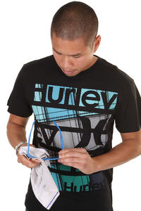Hurley Puerto Rico Road Block T-Shirt (black)