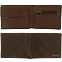 Hurley PR Leather Geldbeutel (chocolate)