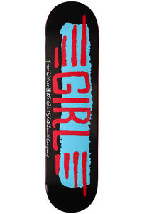 "Girl Wilson BA Wings 8"" Deck (black)"
