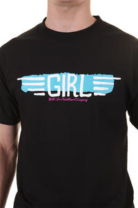 Girl BA Wings T-Shirt (black)
