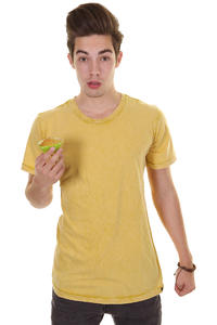 KR3W Mineral T-Shirt (yellow)