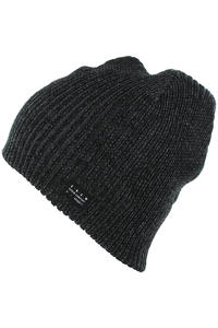 KR3W Heathered Beanie (black)