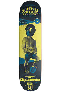 ber Skateboards x Clepto II 7.75&quot; Deck (blue)