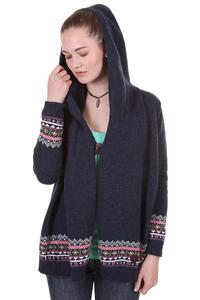 Roxy Alaska Strickjacke girls (heather indigo)