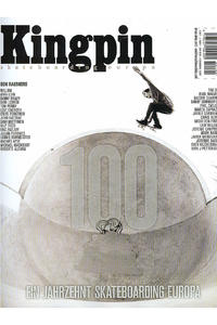 Kingpin Skateboarding Europa #100 04/2012 Magazin