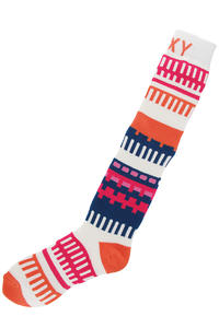 Roxy Coral Socks US 4,5 W - 9 W  girls (ax peru jacquard)