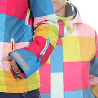 Roxy Jetty Snowboard Jacke girls (colorsquare plaid)