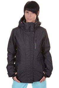Roxy Redwood Snowboard Jacke girls (black)