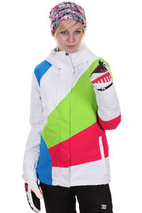 Roxy Sunlight Snowboard Jacke girls (white)