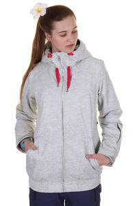 Roxy Valley Snowboard Jacke girls (heather print grey)