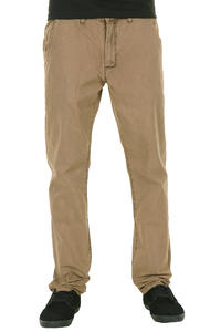 REELL Grip Tapered Pants (dark sand)