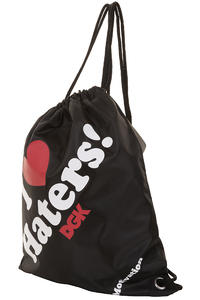 DGK Skateboards Haters Tasche (black)