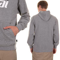 Lakai Essential Hoodie (heather grey)