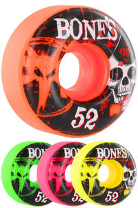 Bones STF-Party-Pack 52mm Wheel 4er Pack  (multi)