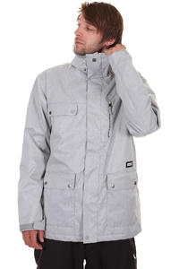 Quiksilver Drift Plain Snowboard Jacket insulated  (zinc)