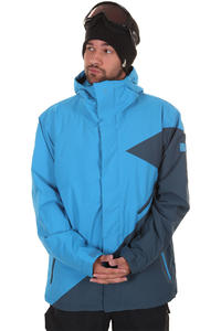 Quiksilver Atmosphere Snowboard Jacket (pacific)