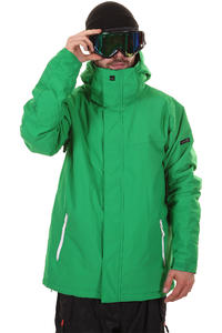Quiksilver Next Mission Plain Snowboard Jacke (field green)