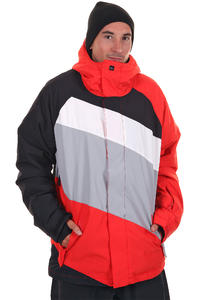 Quiksilver Scope Snowboard Jacke (tomato)