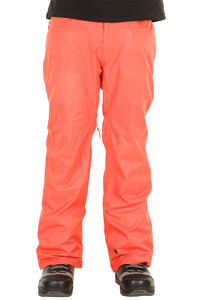 Quiksilver High Line Shell Snowboard Pant (orange)