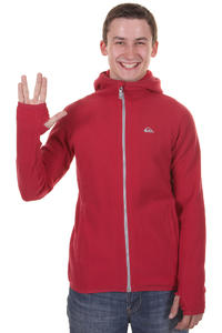 Quiksilver Aker Snow Zip-Hoodie (revolution red)