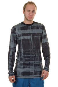 Quiksilver Dune Longsleeve (blured plaid)