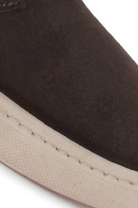Quiksilver Belmont Schuh (brown white black)