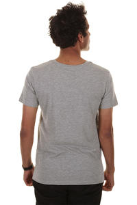 Quiksilver Working Class T-Shirt (light grey heather)