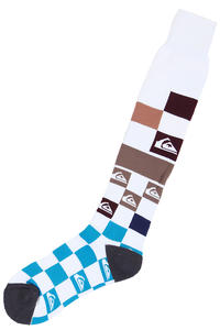 Quiksilver Bar Socken US 8-12  (snow tomato)