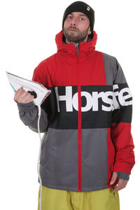 Horsefeathers Haris Snowboard Jacke (red)