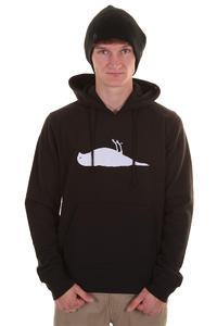 Atticus Bird Logo Hoodie (black)