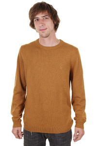 WeSC Anwar Sweatshirt (golden brown melange)