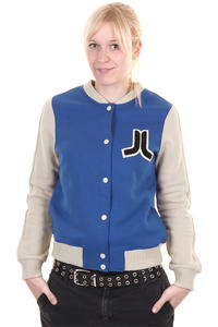 WeSC Virgina Jacke girls (blue print)